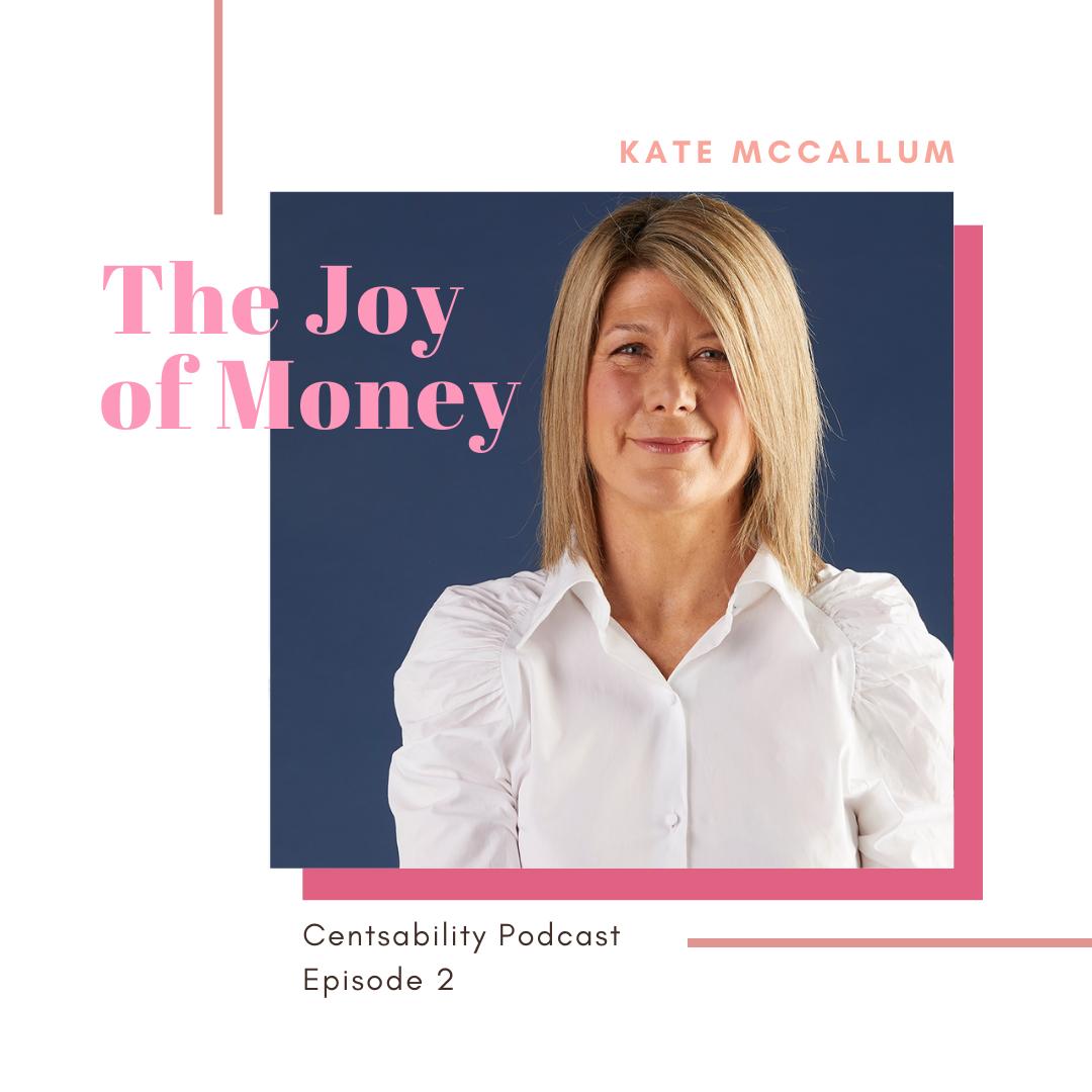 We talk with Kate McCallum