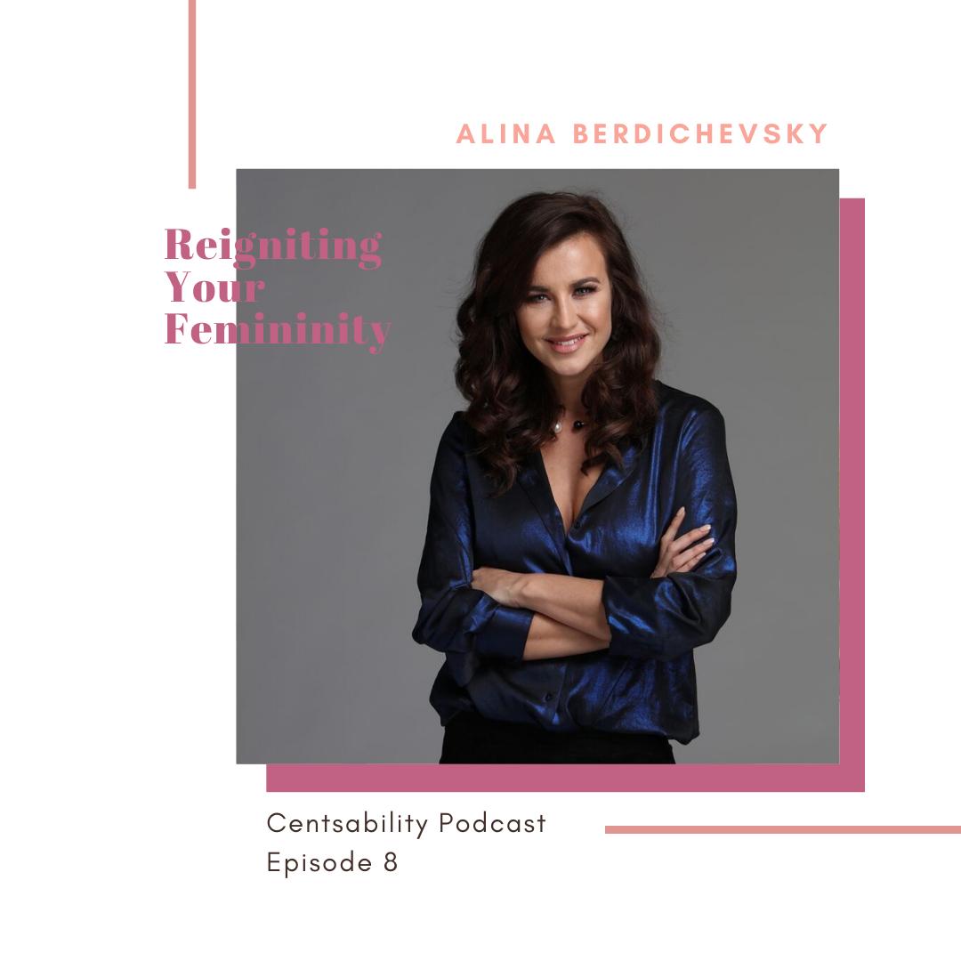 We talk to Alina Berdichevsky