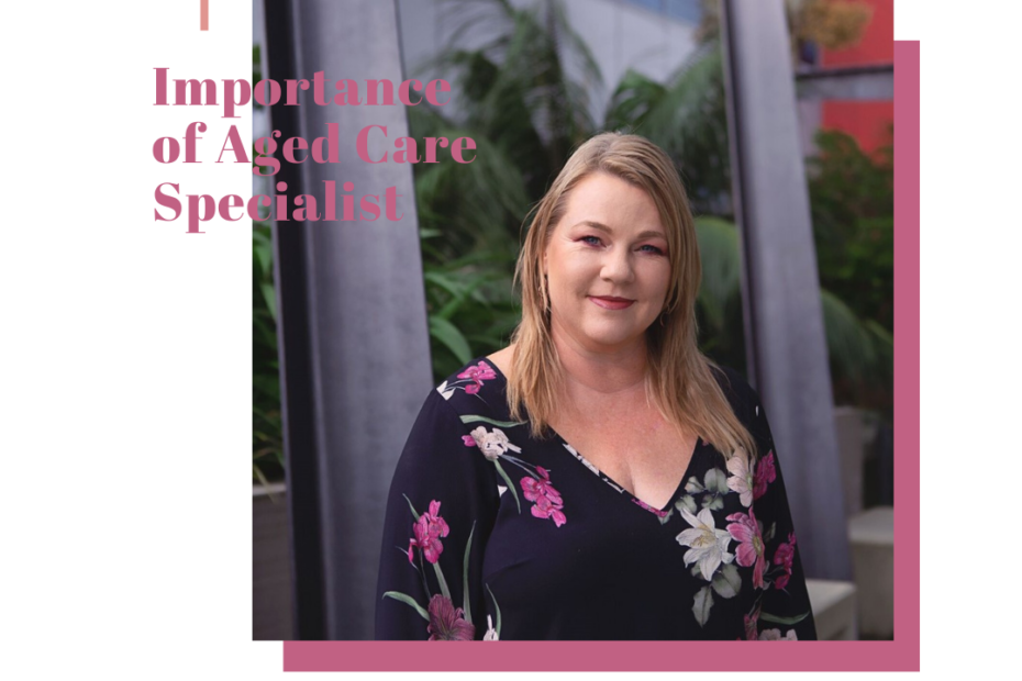 We talk to Amanda Cassar about Aged Care