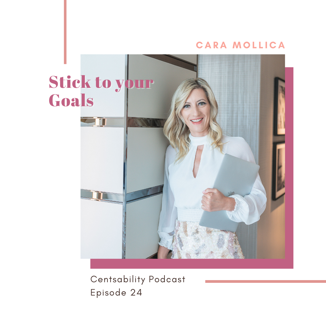 We Talk To Money Coach Cara Mollica On How To Stick To Your Goals